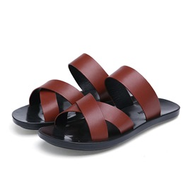 Ericdress Open Door Cut Out Men's Sandals