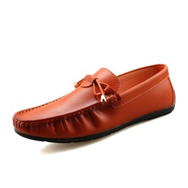 Ericdress All Match Bowtie Men's Loafers