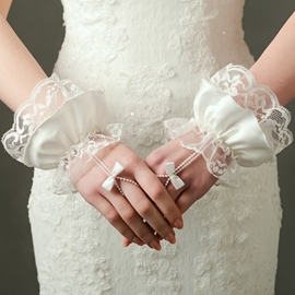 Ericdress Exquisite Lace Wedding Gloves