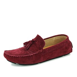 Ericdress Simple Suede Men's Loafers