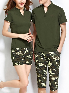 Ericdress Casual Couple Suits