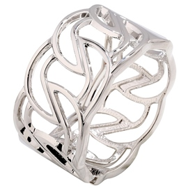 Exaggerated Hollowing Bracelet