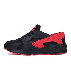 Ericdress Patchwork Cross Strap Round Toe Men's Athletic Shoes