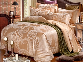 Ericdress Magnificent Royal Cotton Bedding Sets