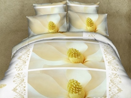 Ericdress Beautiful Blossom Travel 3D Bedding Sets
