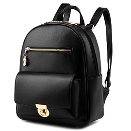 Ericdress Korean Color Block Travel Backpack