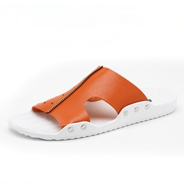 Ericdress Special Zipper Men's Beach Sandals