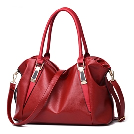 Ericdress Classic Casual Embossed Handbag