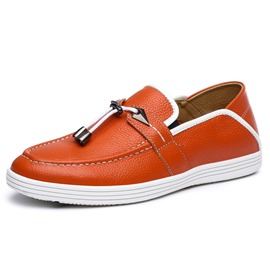 Ericdress Tassels Slip-On Men's Casual Shoes