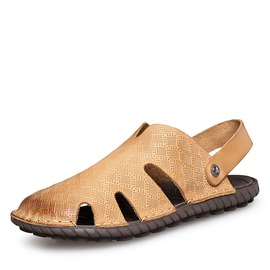 Ericdress Korean Breathable Men's Sandals