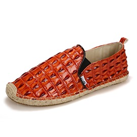 Ericdress Linen Kintting Men's Loafers