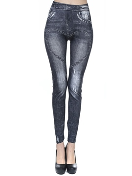 Ericdress Fashion Slim Jeans