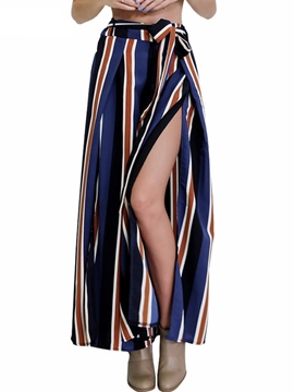 Ericdress Fashion Stripe Pants