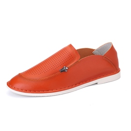 Ericdress Cut Out Men's Loafers
