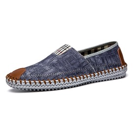 Ericdress Popular Patchwork Men's Canvas Shoes