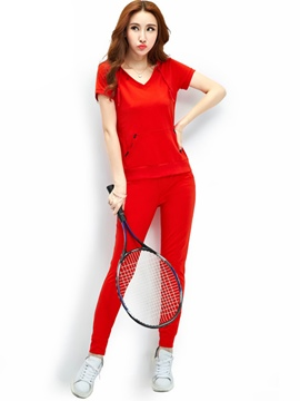 Ericdress Simple Fashion Sports Suit