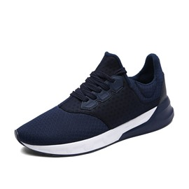 Ericdress Breathable Mesh Round Toe Lace-Up Athletic Shoes