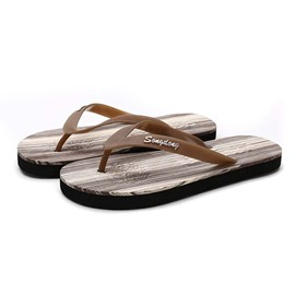 Ericdress Simple Thong Men's Beach Sandals
