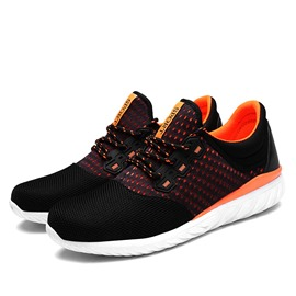 Ericdress All Match Mesh Lace up Men's Athletic Shoes
