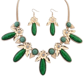 Bohemia Two-Piece Jewelry Set