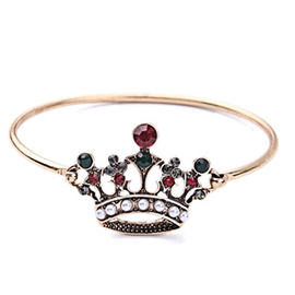 Red Crown Bracelet