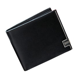 Ericdress Letter Thread Decorated Men's Business Wallet