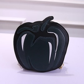 Ericdress Novelty Apple Design Crossbody Bag