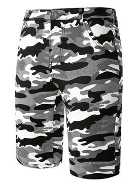Ericdress Camouflage Casual Men's Shorts