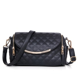 Ericdress Exquisite Plaid Crossbody Bag