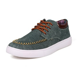 Ericdress Modern Lace up Men's Canvas Shoes
