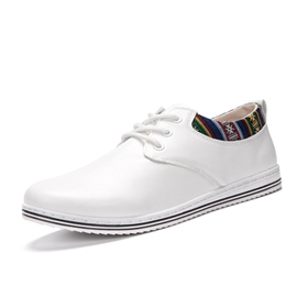 Ericdress Round Toe Solid Color Men's Casual Shoes
