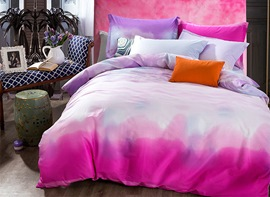 Ericdress Gradient Color Cotton Bedding Sets
