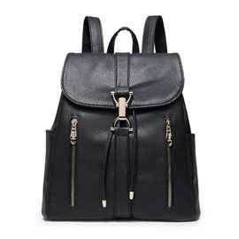 Ericdress Vintage Patchwork Backpack