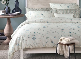 Ericdress Floral Print Cotton Bedding Sets
