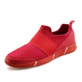 Ericdress Breathable Mesh Round Toe Men's Sneakers