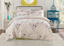 Ericdress Pastorale Scenery Print Cotton Bedding Sets