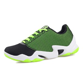 Ericdress Patchwork Low-Cut Cross Strap Men's Athletic Shoes