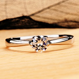 Mark 950 NSCD Diamond Ring
