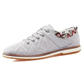 Ericdress Printed Round Toe Antiskid Casual Shoes