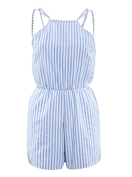 Ericdress Simple Stripe Rompers