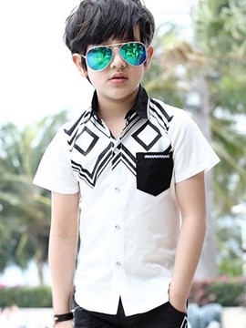 Ericdress Short Sleeve Boys T-Shirt