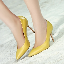 Ericdress Graceful Point Toe Stiletto Pumps