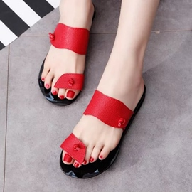 Ericdress Toe Ring Mules Shoes