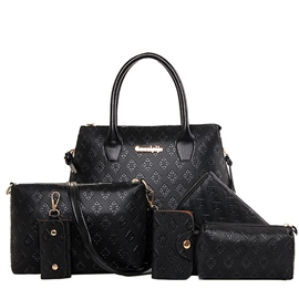 Ericdress Lastest Grained Handbags(6 Bags)