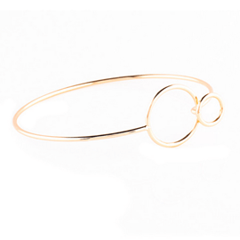 Ericdress Alloy E-Plating Bracelet for Women