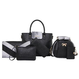Ericdress European Serpentine Handbags(6 Bags)
