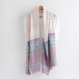 Ericdress Simple Geometric Jacquard Scarf