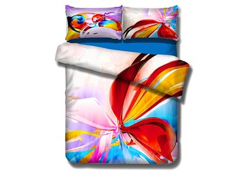 Ericdress Colorful Dreamy Space Print 3D Bedding Sets