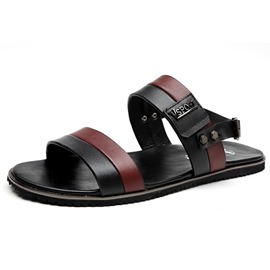Ericdress Contrast Color Men's Sandals