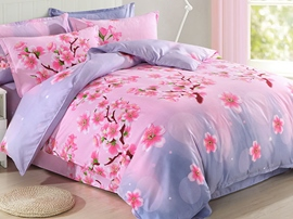 Ericdress Plum Blooming Cotton Bedding Sets